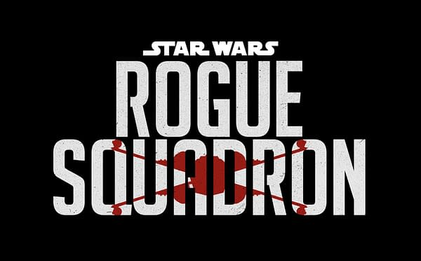 Rogue Squadron Logo. Credit: Lucasfilm/Disney