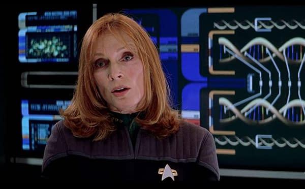 Star Trek TNG Podcast: Gates McFadden Boldly Goes Into Cast's Lives