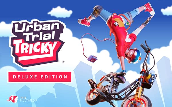 Urban Trial Tricky Deluxe Edition Releases ON Pc & Console