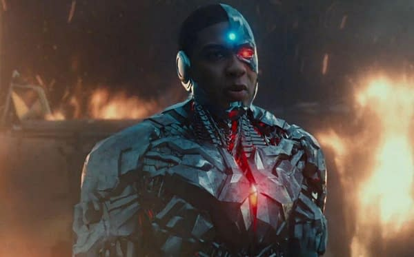 Justice League: Aquaman Jason Momoa Posts Support For Ray Fisher