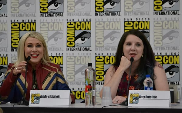 Ashley Eckstein Shares Her Universe of Advice at SDCC 2018