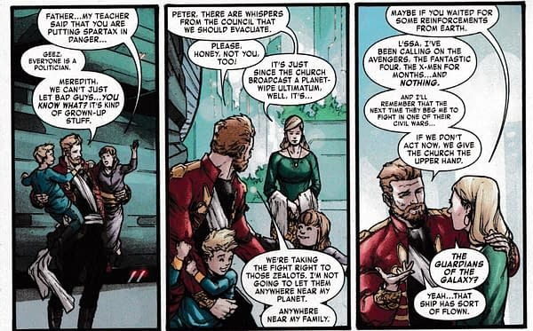 Old Man Quill #1 – Who Lives, Who Dies, Who Tells Their Story (Spoilers)