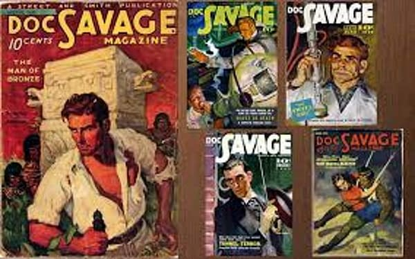 Unpublished Story from Doc Savage's Creator in New Kickstarter Anthology
