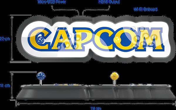 Capcom Officially Announces the Capcom Home Arcade