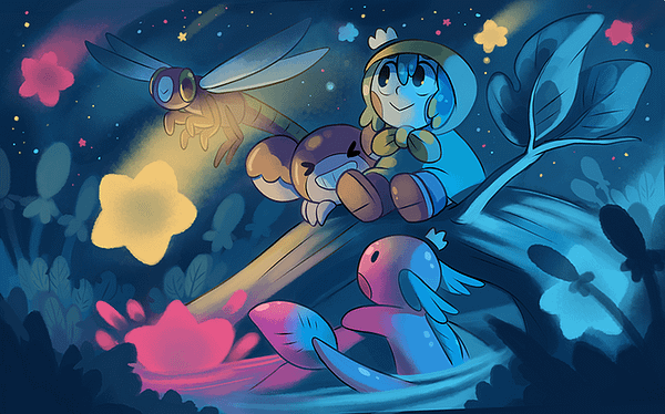 Journey to Stars,