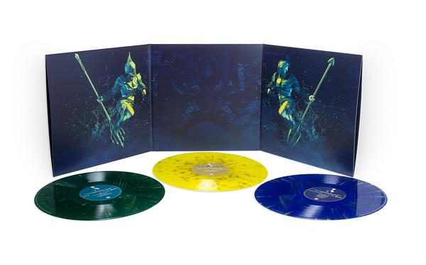 Mondo Music Release Of The Week: Aquaman Soundtrack