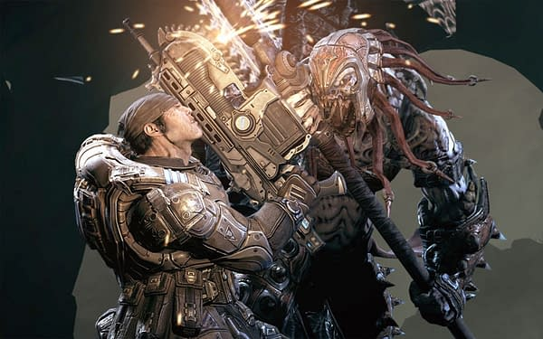 Look! It Moves! by Adi Tantimedh #116: King Of The Bromance Shooters!