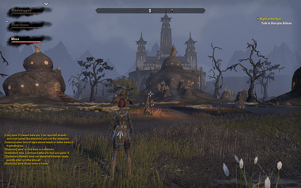 Ebonheart architectural differences