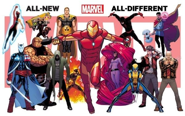 How The Marvel Relaunches Demonstrate Publishing Priorities
