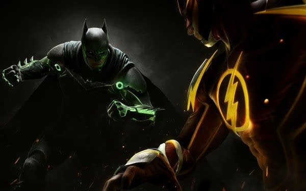 Injustice 2 Will Be Free to Try for the Rest of the Week Starting Tomorrow