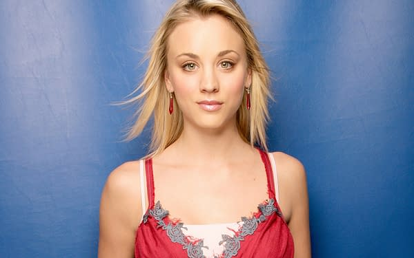 Big Bang's Kaley Cuoco To Produce, Star In 'The Flight Attendant' Series