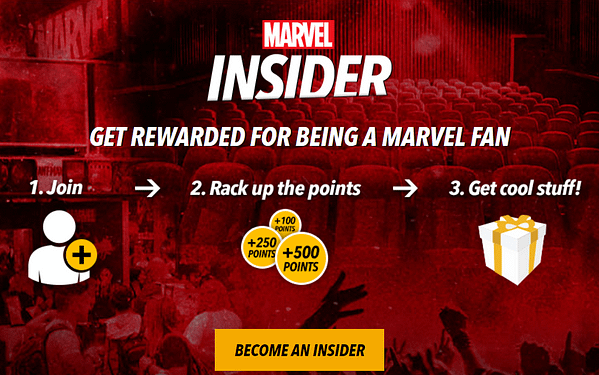 Another 20,000 Marvel Insider Points Given Away At New York Comic Con