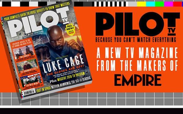 Empire Magazine Launches Pilot TV Magazine