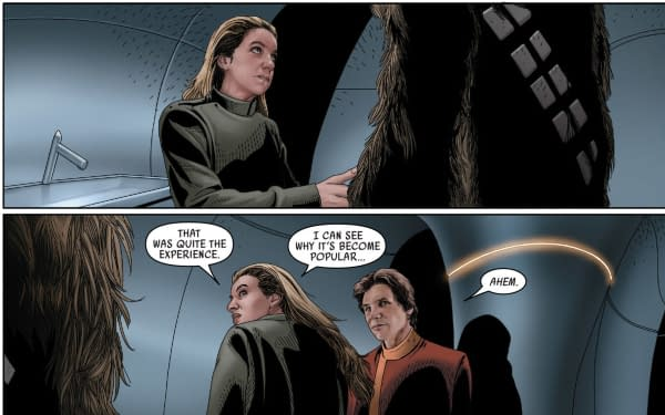 A Brand New Use for a Wookiee in Star Wars #46 (Spoilers)