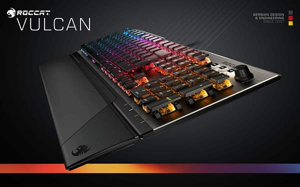 Looking Over ROCCAT's Latest Keyboard at E3