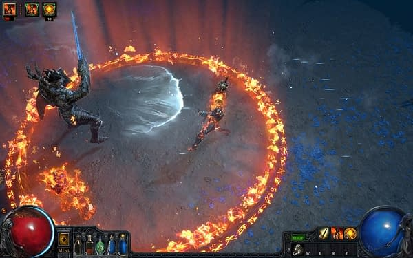 Path of Exile's Delve DLC is Available Now for PC