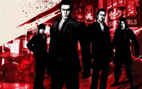 Yakuza 4 HD Recasts Protagonist Before the Game's Release in Japan
