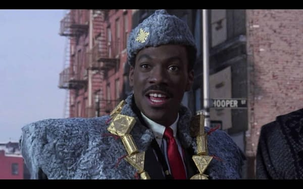 Eddie Murphy Will Reign Again in 'Coming to America 2'