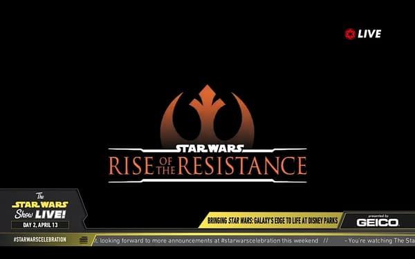 Josh Gad Hosts Star Wars Galaxy's Edge Panel at Star Wars Celebration [SWCC]