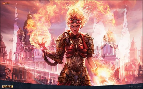 """Chandra, Torch of Defiance"" Deck Tech - ""Magic: The Gathering"""