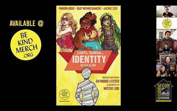 Bringing Drag to Comics: The LBGTQI-dentity Panel at SDCC