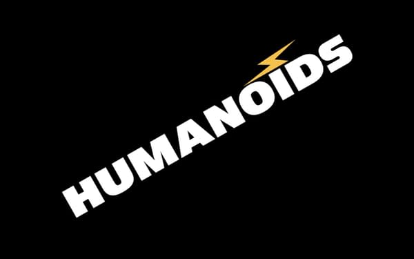 Humanoids logo, as Matthieu Coppet is named its Group Chief Operating Officer. Credit: Humanoids.