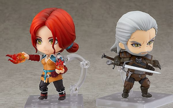 Triss merigold the witcher 3 nendoroid