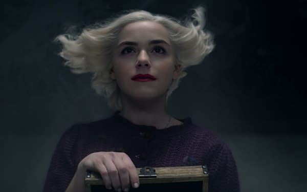 Chilling Adventures of Sabrina Part Four (Image: Netflix)