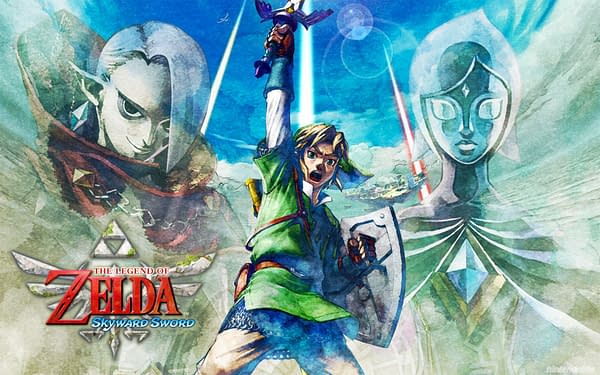 Looks like The Legend Of Zelda: Skyward Sword is coming to the Switch, courtesy of Nintendo.