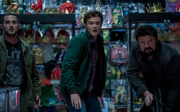 The Boys Interview: Jack Quaid