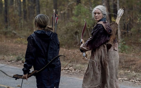 """The Walking Dead releases preview images for Season 10 finale """"A Certain Doom"""" (Image: AMC)"""