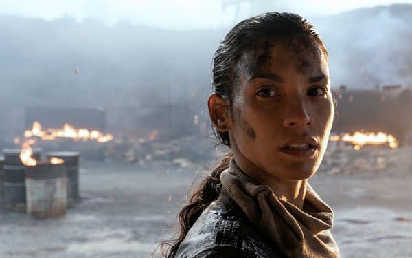 Fear the Walking Dead Season 6 Images: Moses Morgan, Masks & More