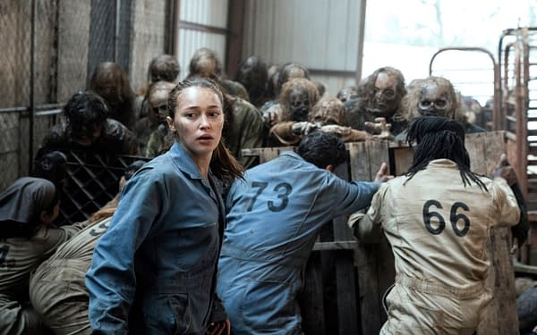 Fear the Walking Dead Season 6 released new preview images (Image: AMC Networks).