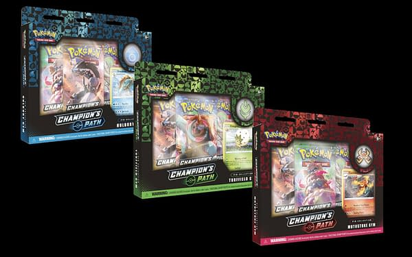 New Pokémon TCG merchandise. Credit: Pokémon Company International