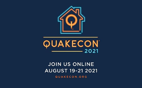 QuakeCon 2021 will officially return from August 19th-21st, 2021. Courtesy of Bethesda Softworks.
