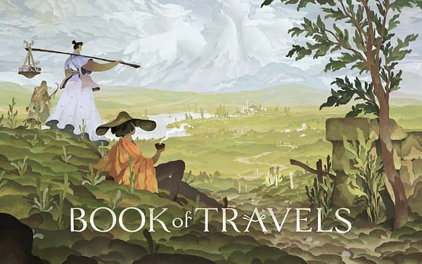 Book Of Travels Will Launch Into Early Access This August