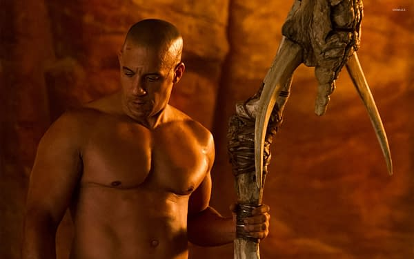 Another Riddick Film is Coming According to Vin Diesel