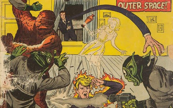 Fantastic Four #2.