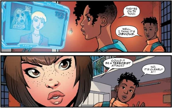 A DCeased Crossover in Ironheart #7? (Preview)