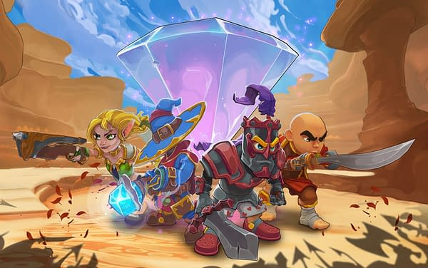 Dungeon Defenders: Awakened will drop on Xbox consoles mid-March, courtesy of Chromatic Games.