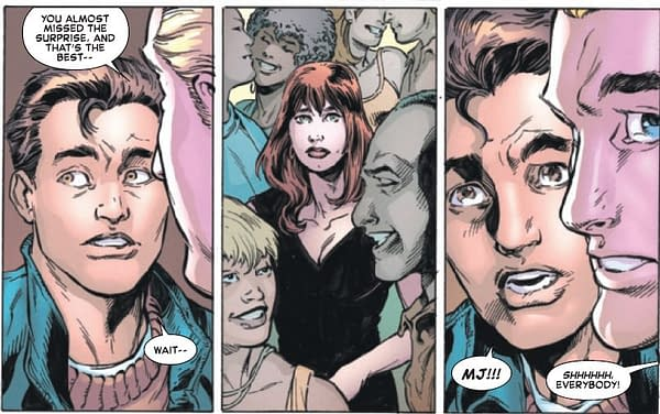 Nick Spencer Writes One More Day In Amazing Spider-Man #53