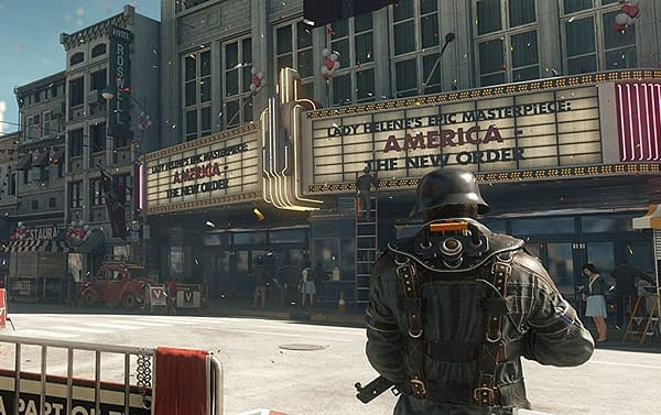 Punching Nazis on the Go is the Best Selling Point for Wolfenstein II on Switch