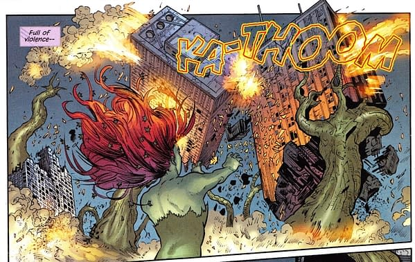 Final Issue Of Gotham Sirens Is Rather Close To The 9 11 Bone (SPOILERS)