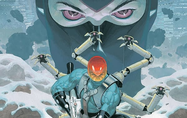 VS #2 cover by Esad Ribic