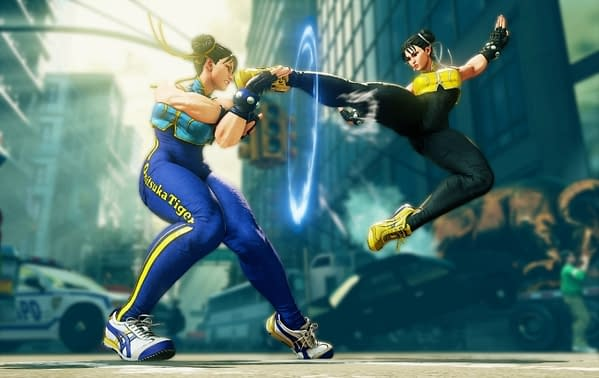 Chun Li Gets Her Own Shoe With Street Fighter & Onitsuka Tiger Crossover