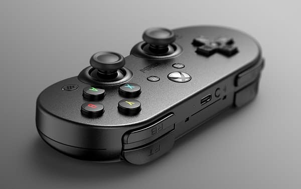 A look at the SN30 Pro for Android, courtesy of 8BitDo.