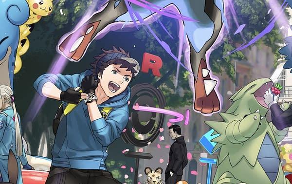 Pokémon GO Fourth Anniversary teaser. Credit: Niantic Labs, Inc.