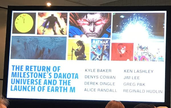 Kyle Baker To Revive Static Shock For DC Comics Milestone, Launching In The Spring Of 2018