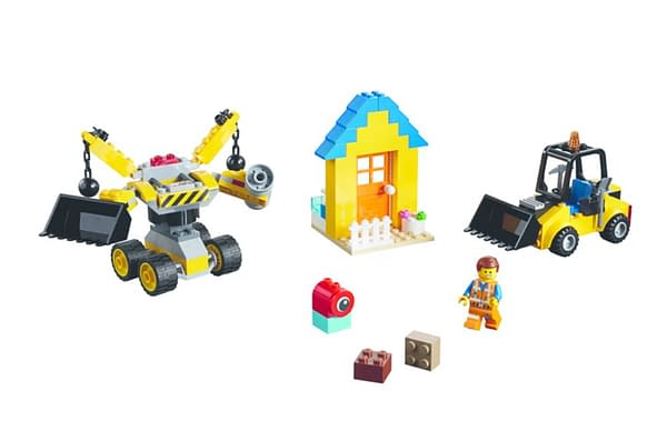 LEGO Movie 2 Emmets Builder Box 2