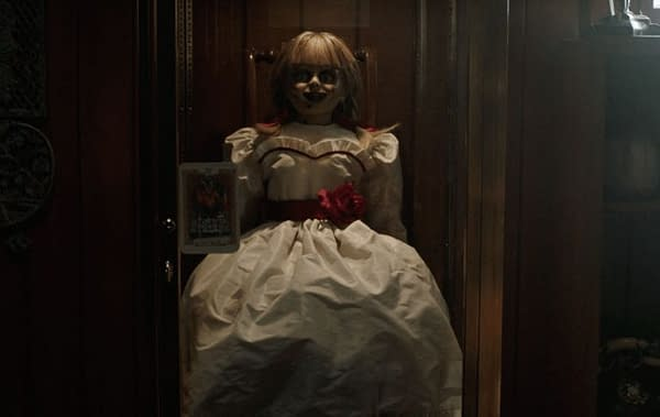 'Annabelle Comes Home' Final Trailer